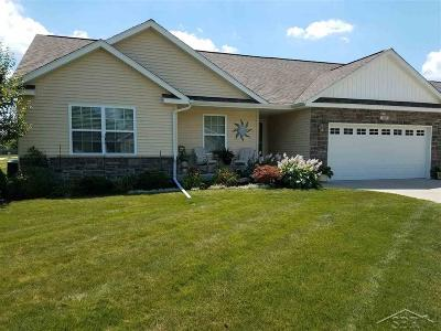 Saginaw Single Family Home For Sale: 3891 Mystic