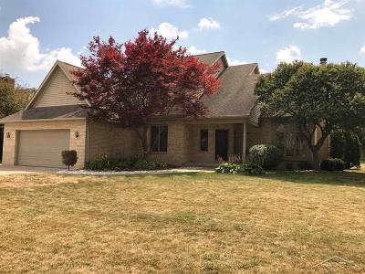 Saginaw Single Family Home For Sale: 6915 Vista