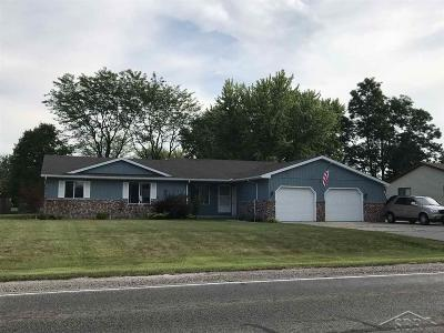 Saginaw Multi Family Home For Sale: 6184-86 Weiss Street