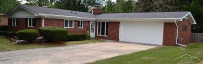 Saginaw Single Family Home For Sale: 1831 Wenonah Lane