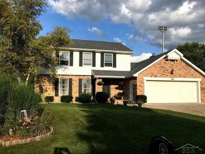 Saginaw Single Family Home For Sale: 802 E Pilgrim