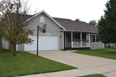 Bay City Single Family Home For Sale: 7282 Kara Dr