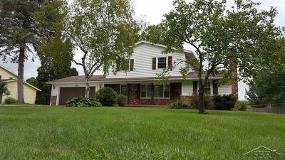 Saginaw MI Single Family Home For Sale: $119,900