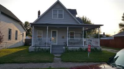 Bay City Single Family Home For Sale: 606 Taylor