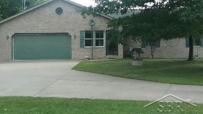Bridgeport Single Family Home For Sale: 4480 Riverview Dr