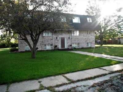 Saginaw Multi Family Home For Sale: 4850 S Washington