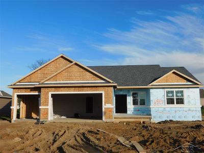 Freeland Single Family Home For Sale: 8584 Cottonwood