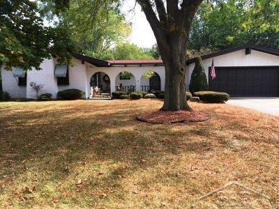 Saginaw Single Family Home For Sale: 1093 St. Andrews