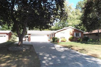 Saginaw Single Family Home For Sale: 5296 Threasa