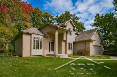 Midland Single Family Home For Sale: 5208 Trailridge