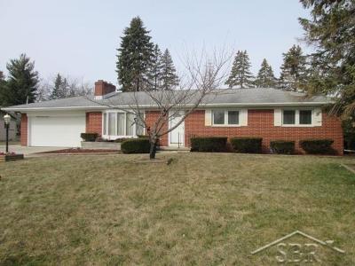Saginaw Single Family Home For Sale: 3299 Herrington