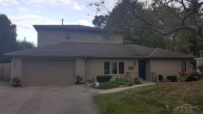Saginaw Single Family Home For Sale: 1220 Avalon