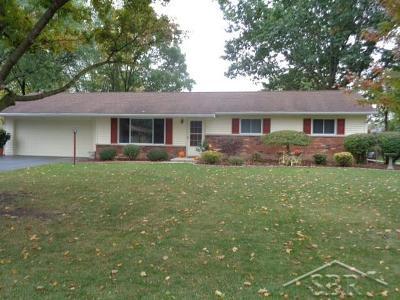 Saginaw Single Family Home For Sale: 2555 Ranier