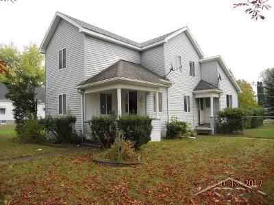 Saginaw Single Family Home For Sale: 722 S Woodbridge St