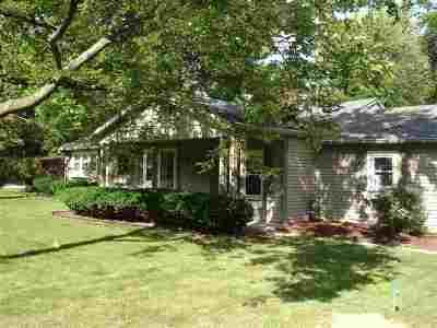 Saginaw Single Family Home For Sale: 1780 McArthur