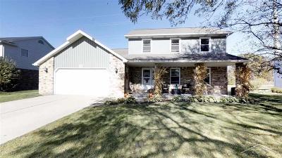 Saginaw MI Single Family Home For Sale: $164,500