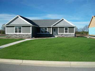 Freeland Single Family Home For Sale: 8507 Cottonwood
