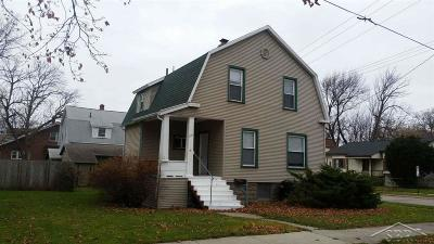 Bay City Single Family Home For Sale: 1023 N Birney