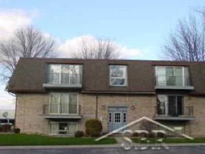 Saginaw MI Condo/Townhouse For Sale: $45,600