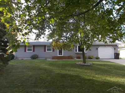 Midland Single Family Home For Sale: 3216 Fuller
