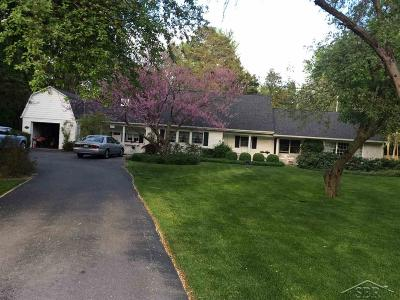 Saginaw Single Family Home For Sale: 570 N Miller