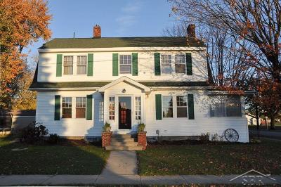 Freeland Single Family Home For Sale: 187 S Third