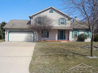 Saginaw Single Family Home For Sale: 5150 Red Maple