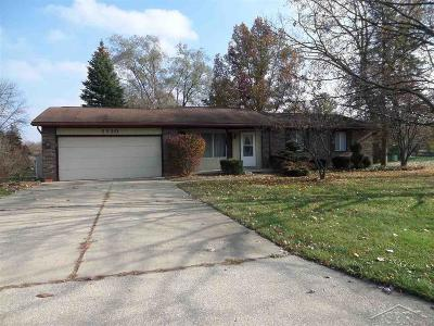 Saginaw Single Family Home For Sale: 1110 Avalon