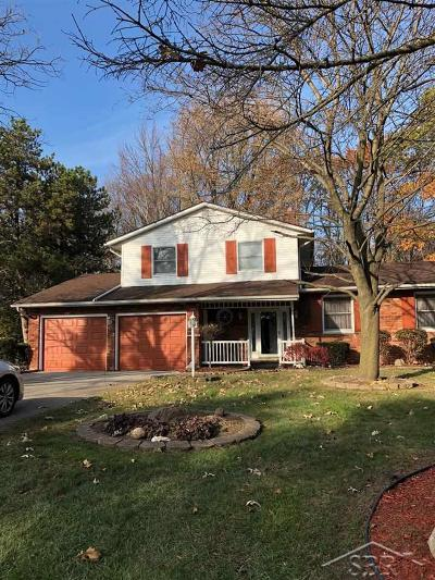 Saginaw Single Family Home For Sale: 5060 Sage Ln.