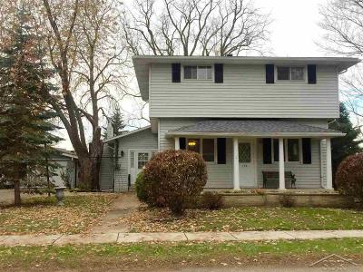 Freeland Single Family Home For Sale: 142 S 4th