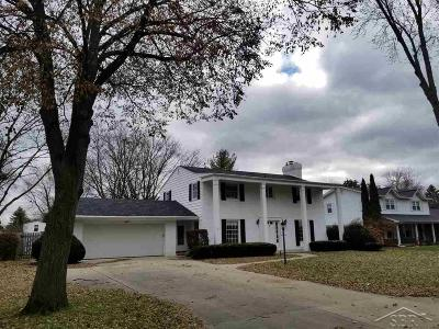 Saginaw Single Family Home For Sale: 451 Westchester