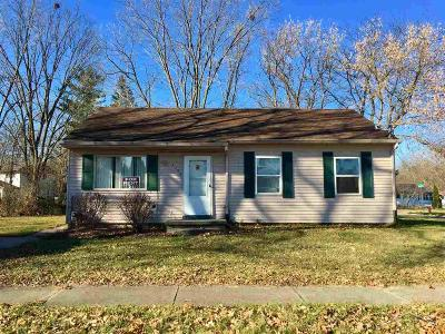 Saginaw Single Family Home For Sale: 3704 Huntley