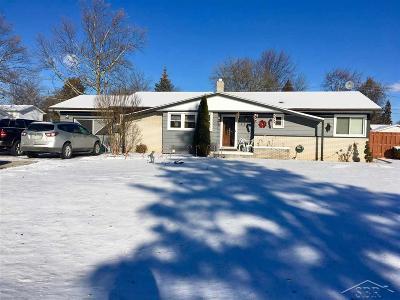 Saginaw Single Family Home For Sale: 6330 Cranston