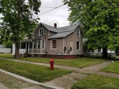 Saginaw Multi Family Home For Sale: 518 S Charles