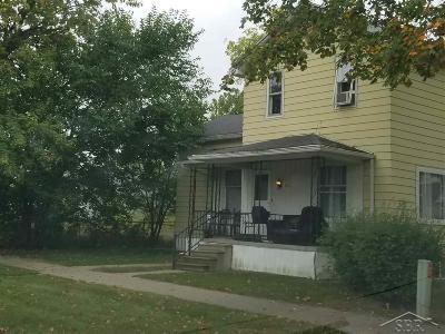 Saginaw MI Multi Family Home For Sale: $34,900