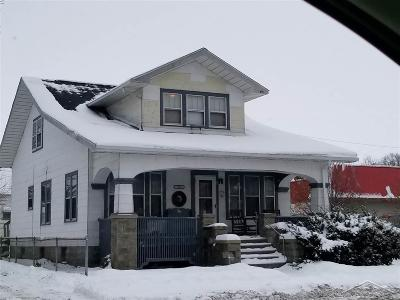 Bay City Multi Family Home For Sale: 1025 Madison