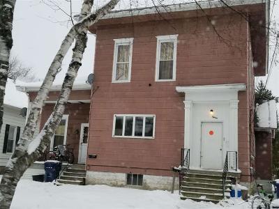 Bay City Multi Family Home For Sale: 415 Birney