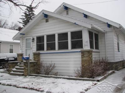 Bay City Single Family Home For Sale: 1005 Elm St