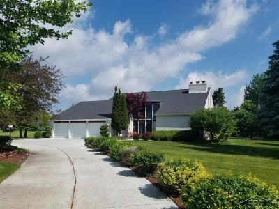 Saginaw Single Family Home For Sale: 4832 Pebworth Place