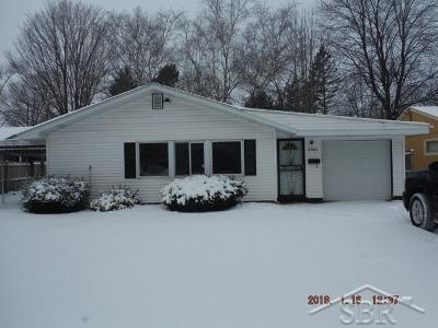 Saginaw Single Family Home For Sale: 3343 Drexel Dr