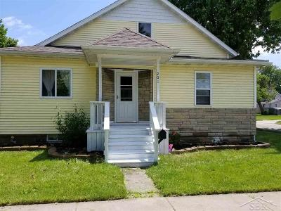 Bay City Single Family Home For Sale: 201 19th St.