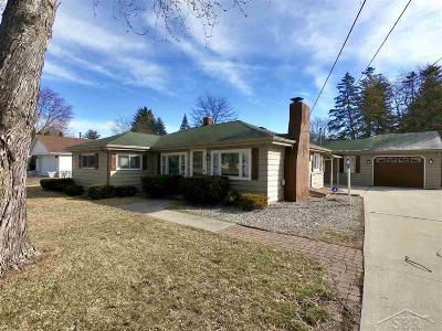 Saginaw Single Family Home For Sale: 1380 Riser