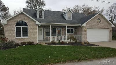 Bay City Single Family Home For Sale: 320 State Park