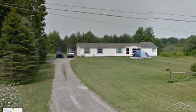 Saginaw Single Family Home For Sale: 6218 S Graham