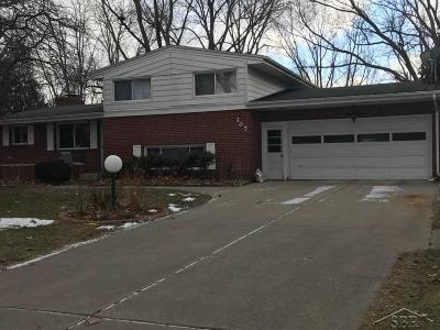 Midland Single Family Home For Sale: 307 Norfolk