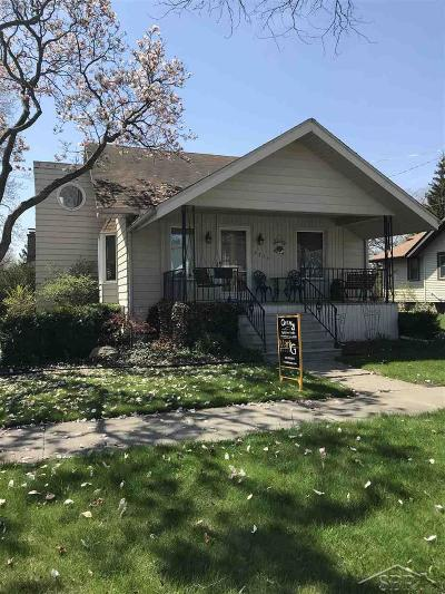 Saginaw Single Family Home For Sale: 2735 Schemm
