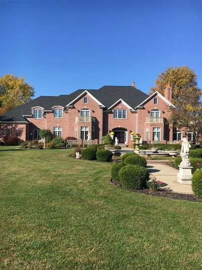 Bay City Single Family Home For Sale: 2674 Laquinta Dr