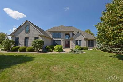 Saginaw MI Single Family Home For Sale: $389,900