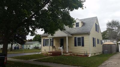 Bay City Single Family Home For Sale: 414 S Birney