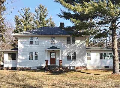 Saginaw Single Family Home For Sale: 5340 Swan Creek Rd.
